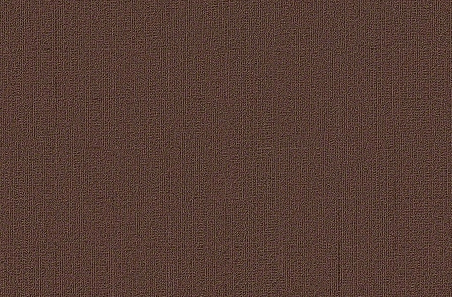 Shaw Color Accents Carpet Tile - Coffee