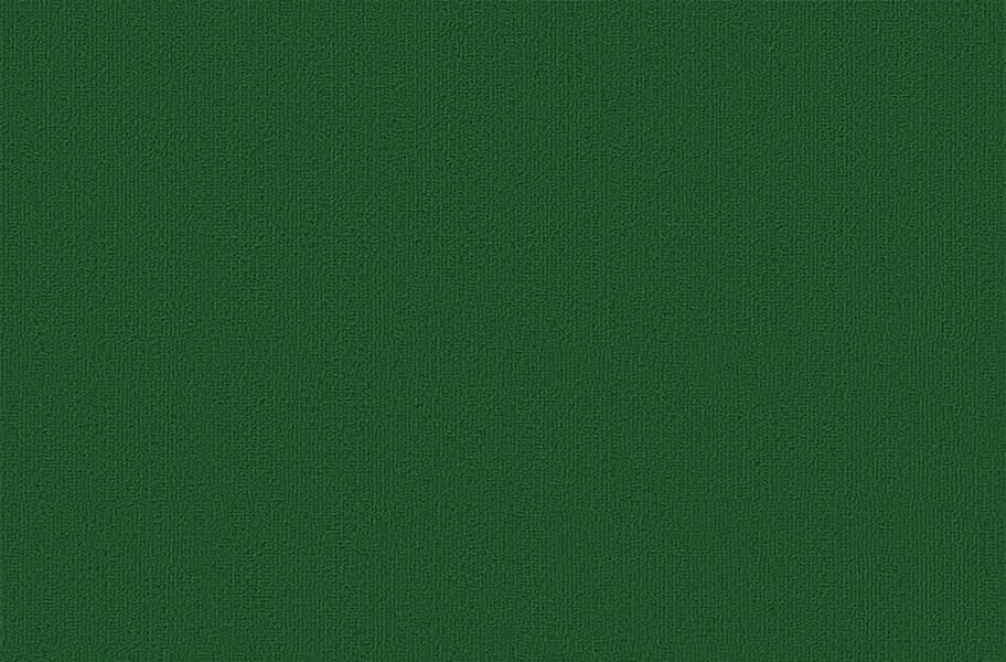 Shaw Color Accents Carpet Tile - Dark Green