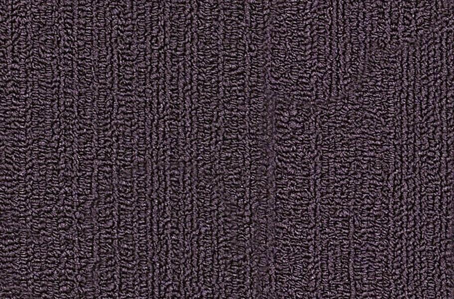 Shaw Color Accents Carpet Tile - Eggplant