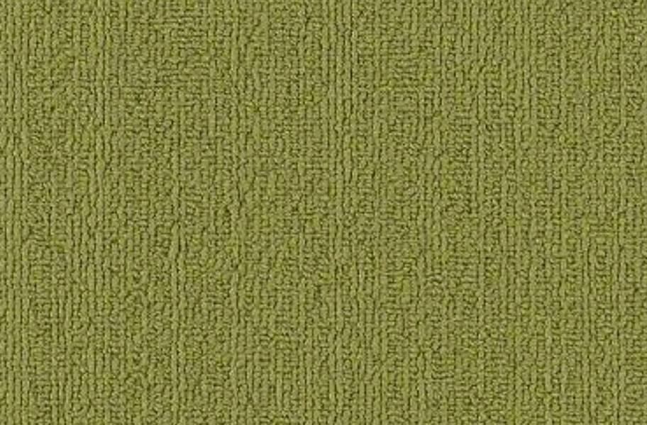 Shaw Color Accents Carpet Tile - Green