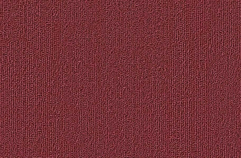 Shaw Color Accents Carpet Tile - Henna