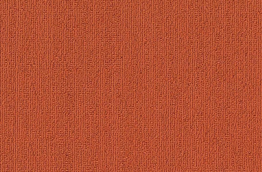 Shaw Color Accents Carpet Tile - Paprika