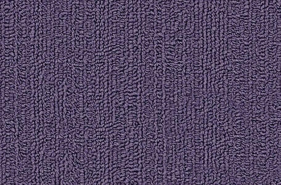 Shaw Color Accents Carpet Tile - Plumberry