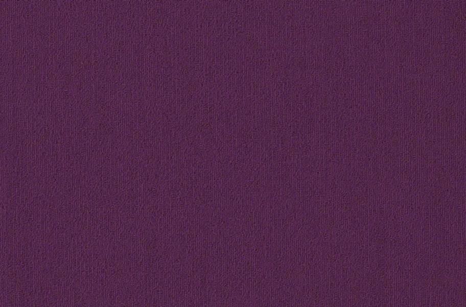 Shaw Color Accents Carpet Tile - Purple