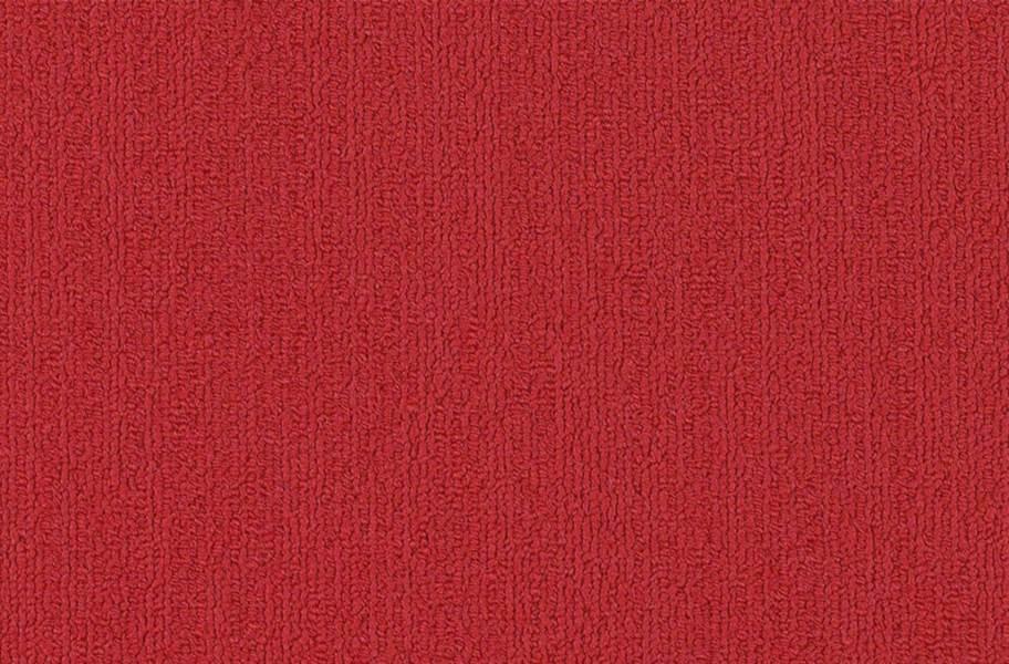 Shaw Color Accents Carpet Tile - Regal Red