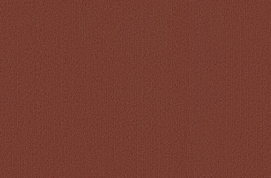 Shaw Color Accents Carpet Tile - Russet