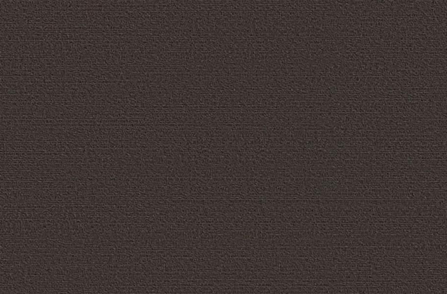 Shaw Color Accents Carpet Tile - Ebony