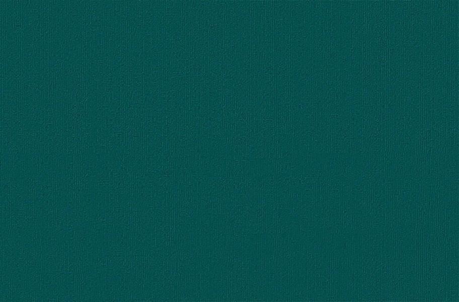 Shaw Color Accents Carpet Tile - Blue Green