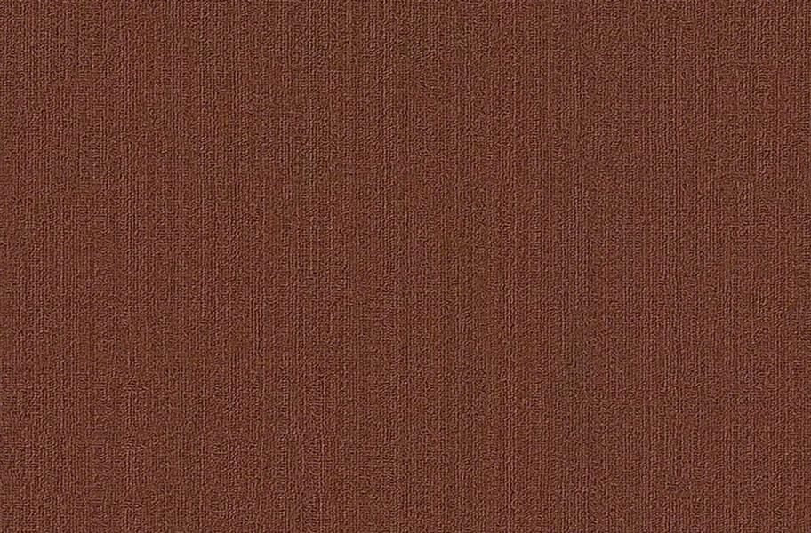 Shaw Color Accents Carpet Tile - Chocolate