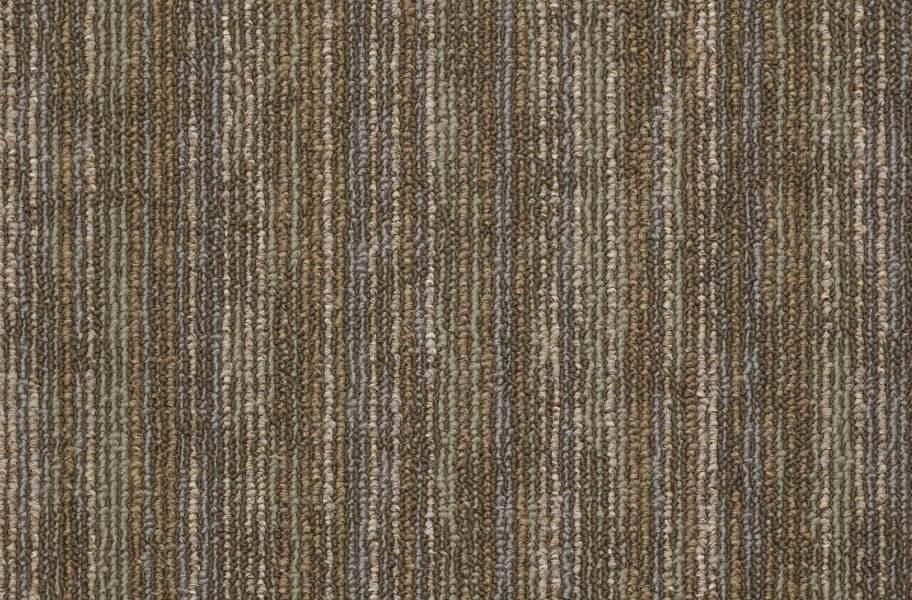 Shaw Hook Up Carpet Tile - Energize