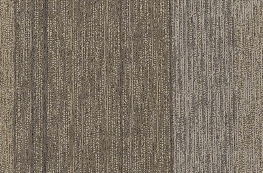 Shaw Unscripted Carpet Tile - Press Conference