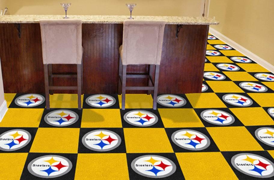 FANMATS NFL Carpet Tiles