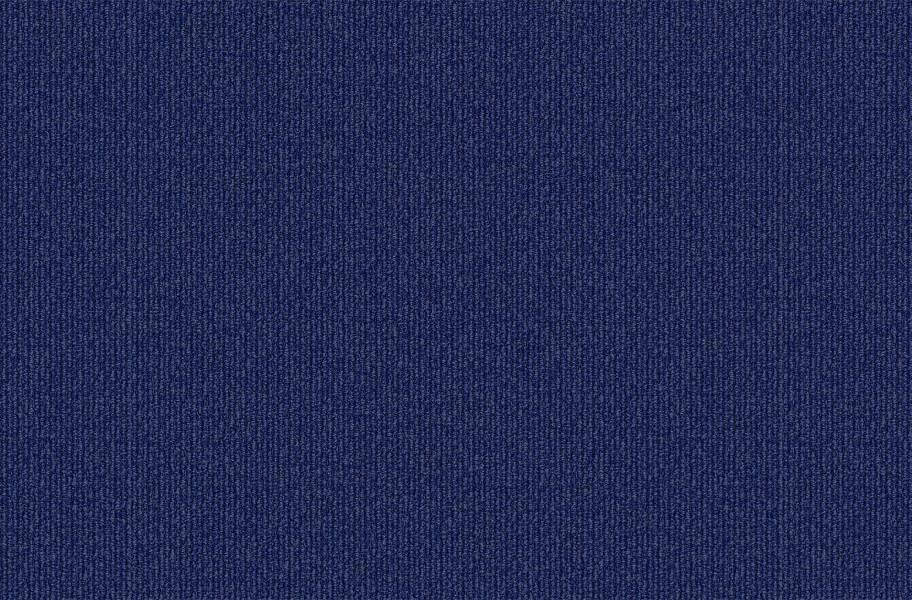 The Brights Carpet Tile - Mood Indigo