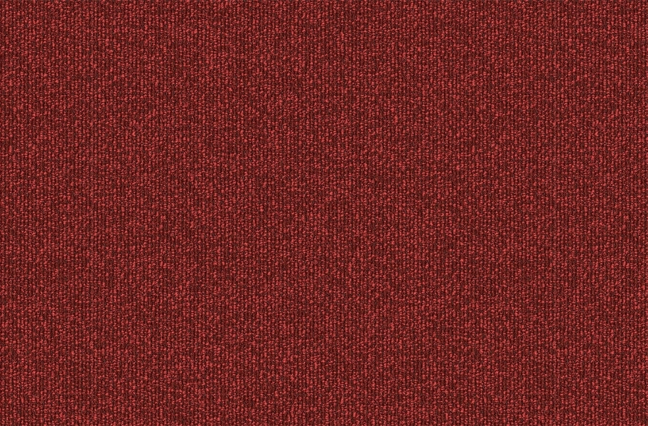 The Brights Carpet Tile - Red Zing