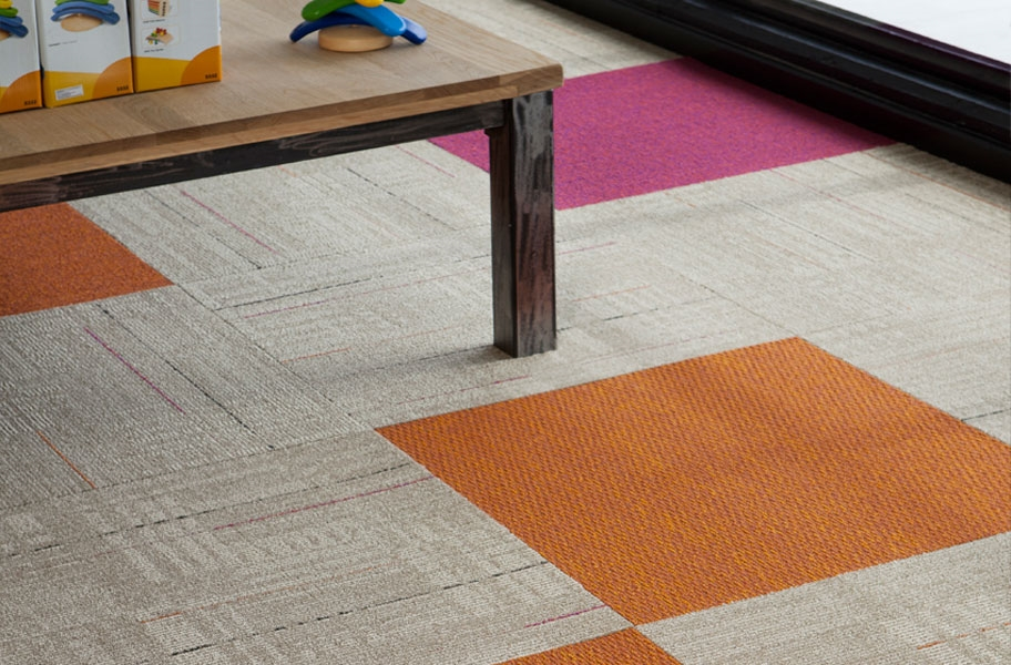 The Brights Carpet Tile