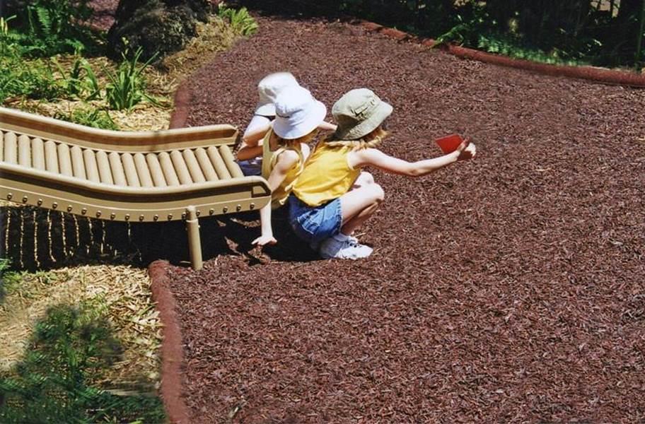 Premium Rubber Mulch