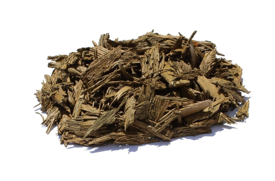 Premium Rubber Mulch - Yellow