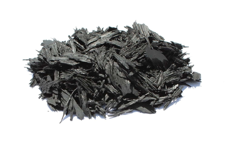 Premium Rubber Mulch - Black