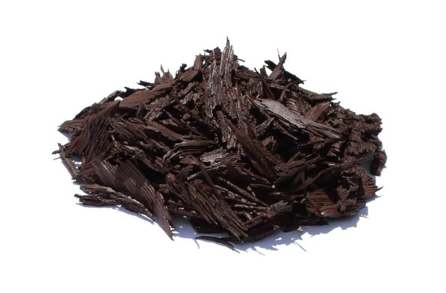 Premium Rubber Mulch - Brown