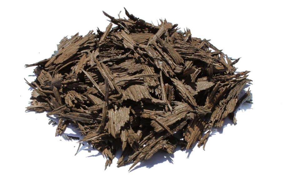 Premium Rubber Mulch - Cypress