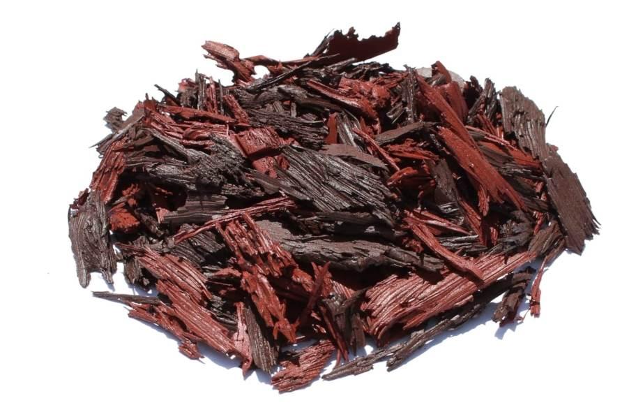 Premium Rubber Mulch - Rustic