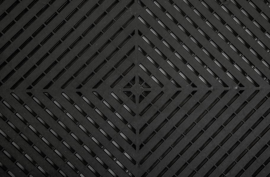 "3/4"" Endurance Rubber Tiles - Ribtrax Smooth"