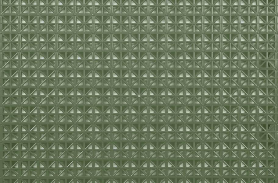 Rugged Grip-Loc Tiles - Green