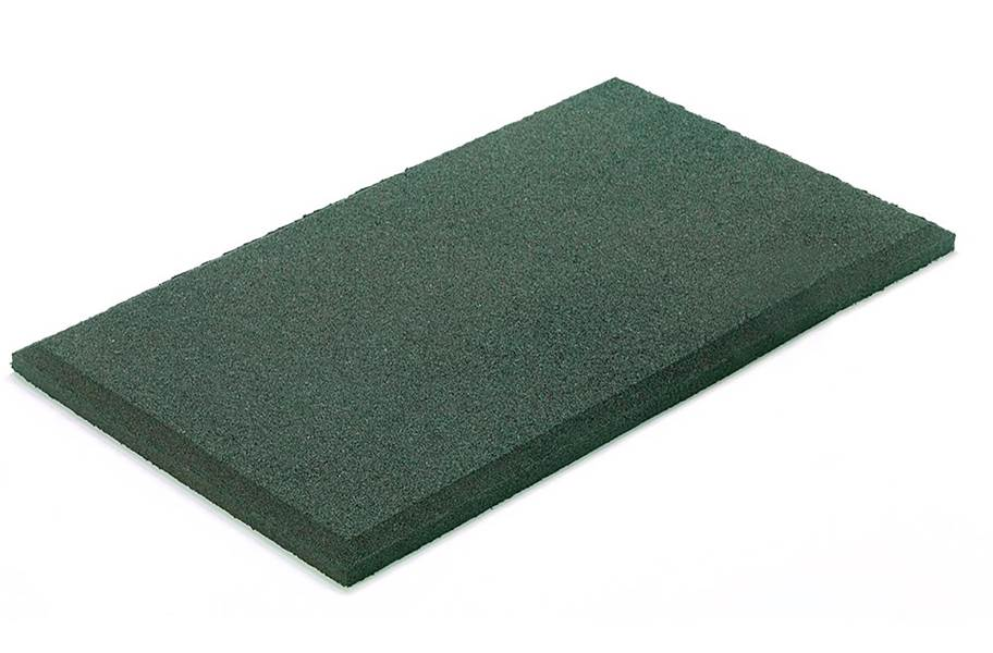 Playground Swing Mats - Forest Green