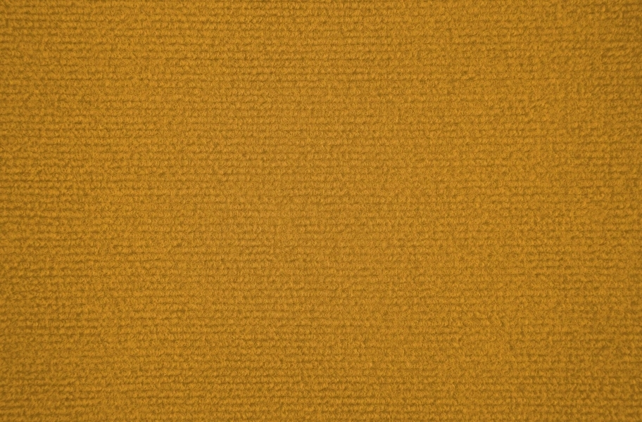 Ribbed Carpet Tile - Quick Ship - Yellow