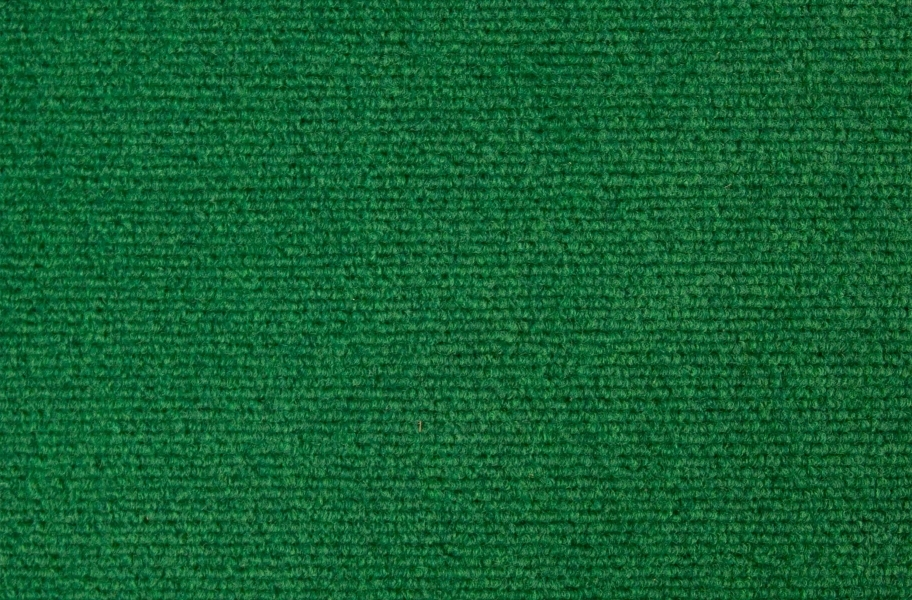 Ribbed Carpet Tile - Quick Ship - Green