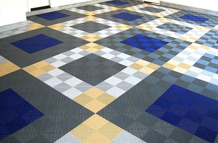 Ribtrax Tiles