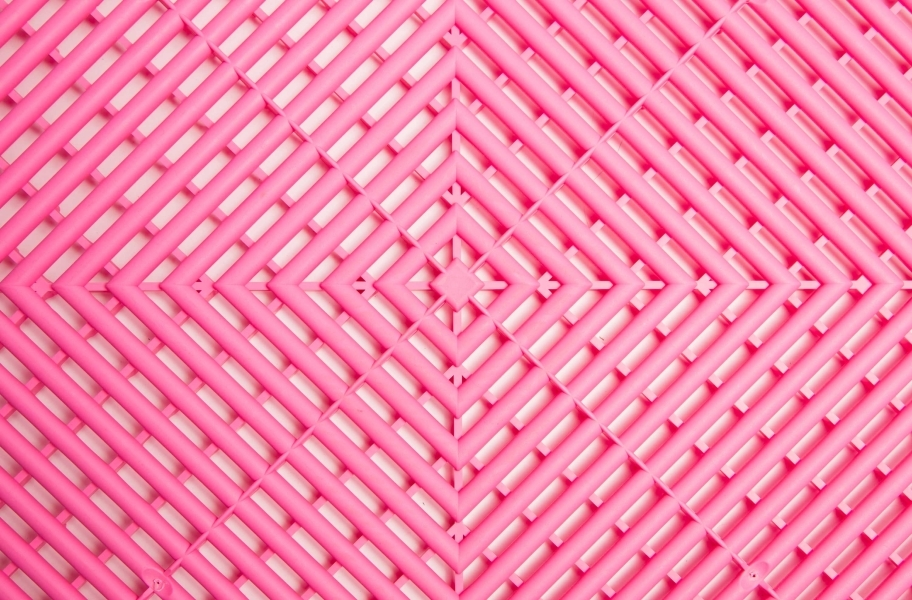 Ribtrax Tiles - Carnival Pink