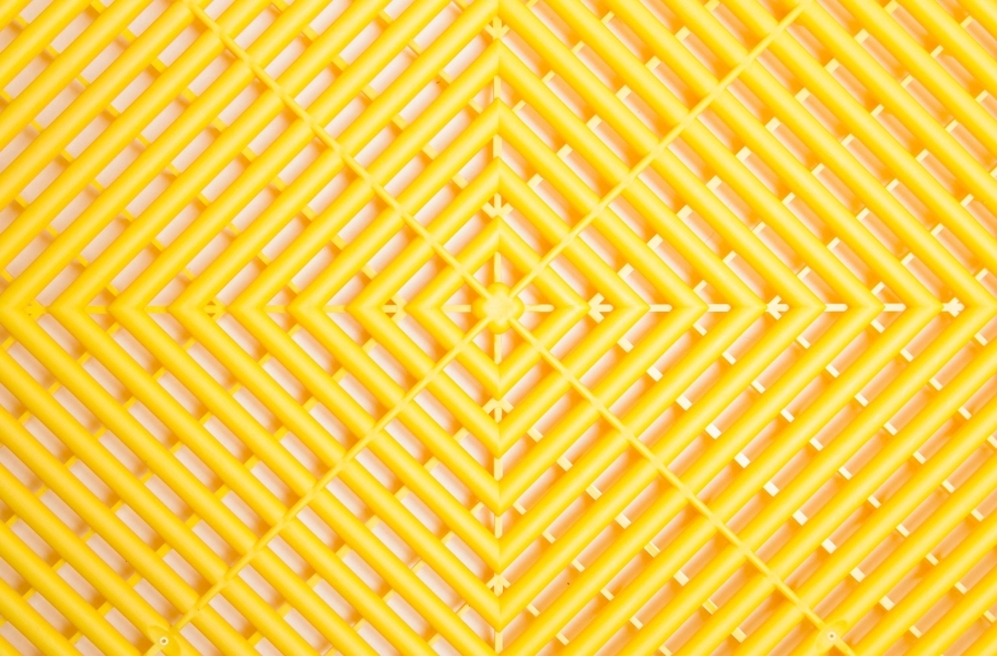 Ribtrax Tiles - Citrus Yellow