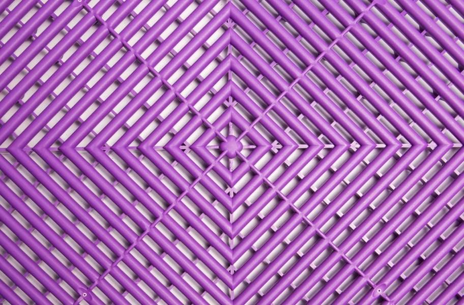 Swisstrax Ribtrax Tiles - Pearl Silver