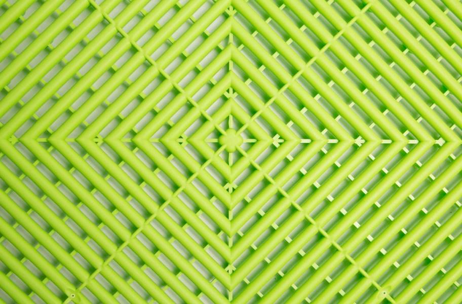 Ribtrax Tiles - Techno Green