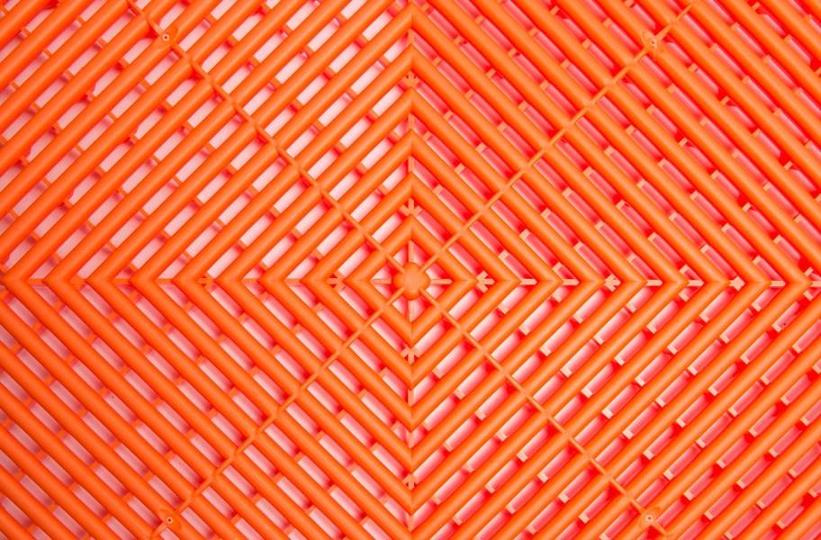 Ribtrax Tiles - Tropical Orange