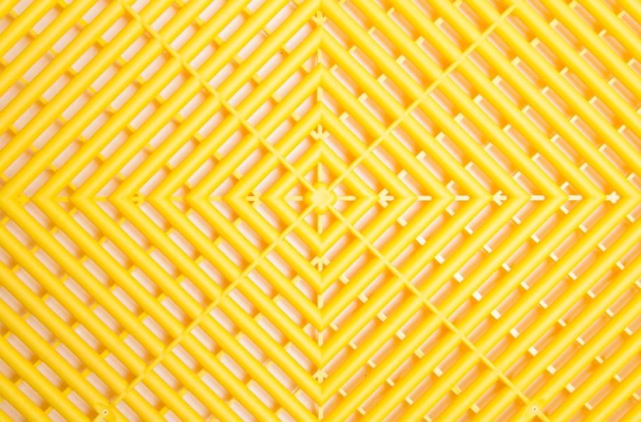 Ribtrax Tiles - Citrus Yellow