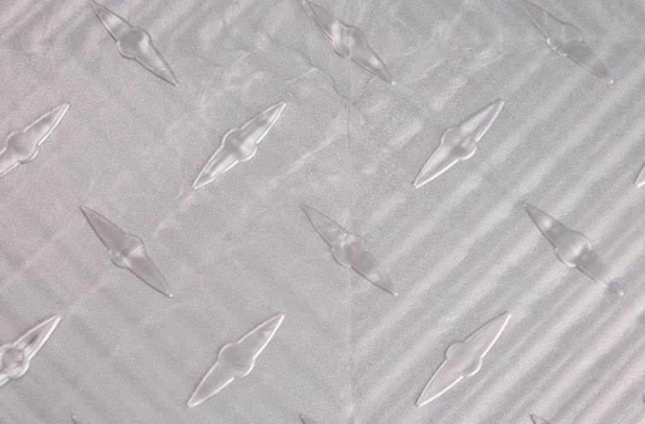 Diamondtrax Tiles - Pearl Silver