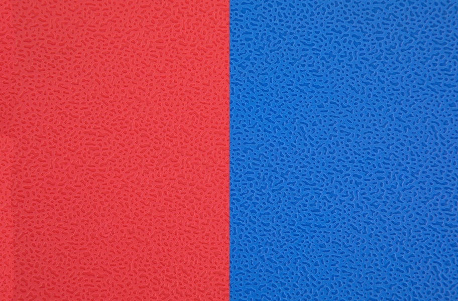 "1"" MMA Mats - Red/Royal Blue"