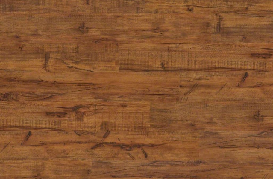 Shaw Easy Street Vinyl Planks - Bonfire