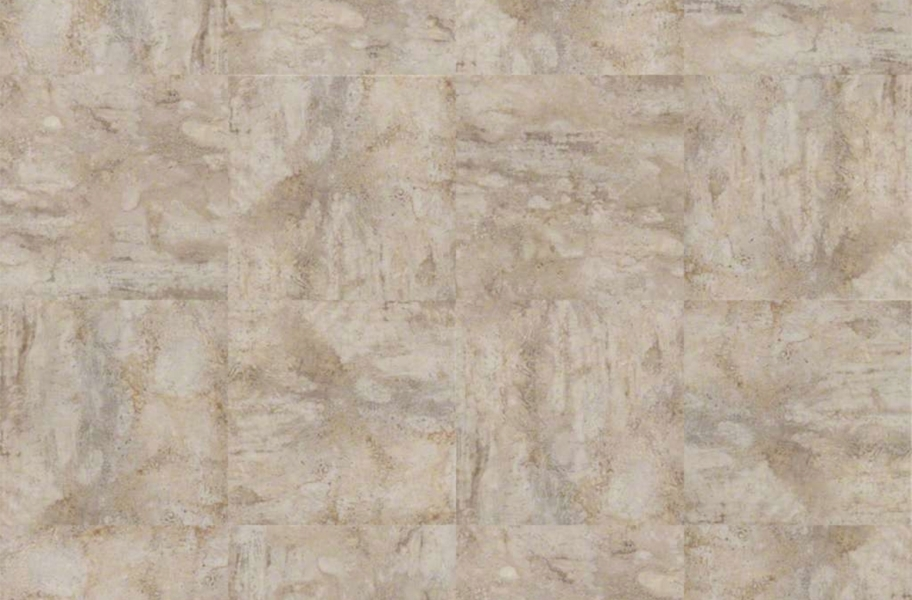 Shaw Resort Groutable Vinyl Tiles - Oatmeal
