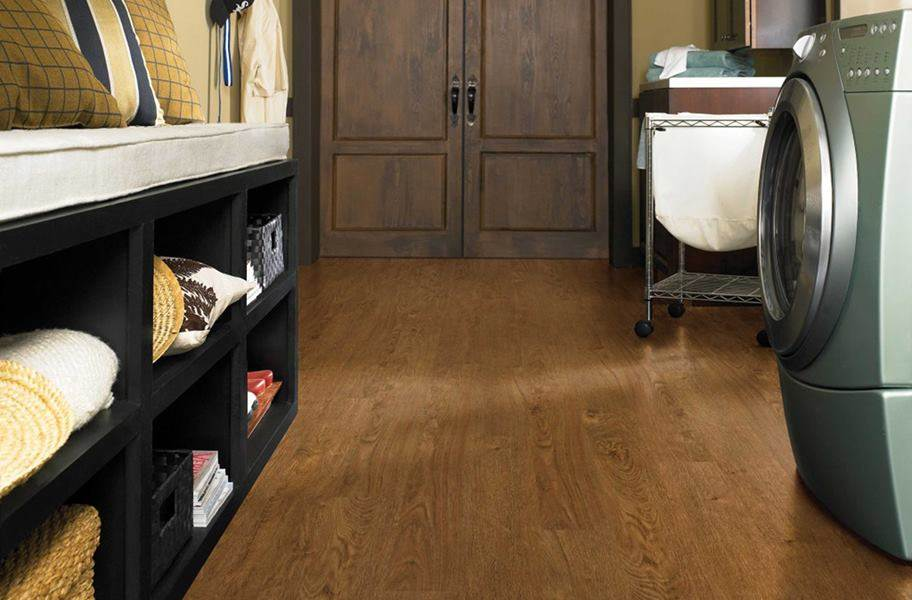 "COREtec Plus 5"" Waterproof Vinyl Planks - Red River Hickory"