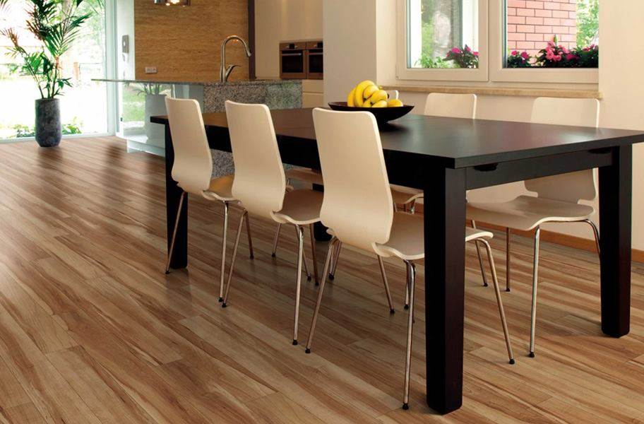 "COREtec Plus 5"" Waterproof Vinyl Planks - Boardwalk Oak"