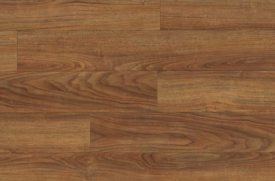 "COREtec Plus 5"" Waterproof Vinyl Planks - Gold Coast Acacia"