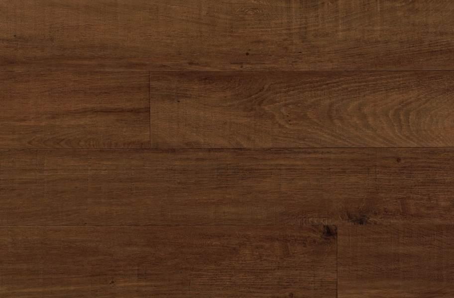 """COREtec Plus 5"""" Waterproof Vinyl Planks - Deep Smoked Oak"""