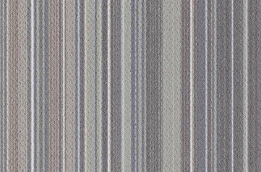 Joy Carpets Parallel Carpet Tile - Summit