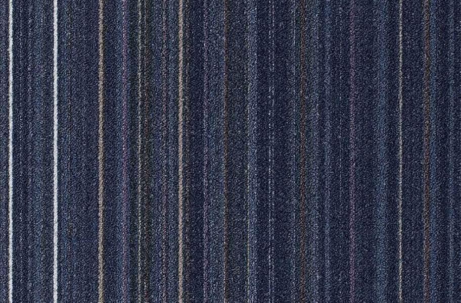 Joy Carpets Parallel Carpet Tile - Prize