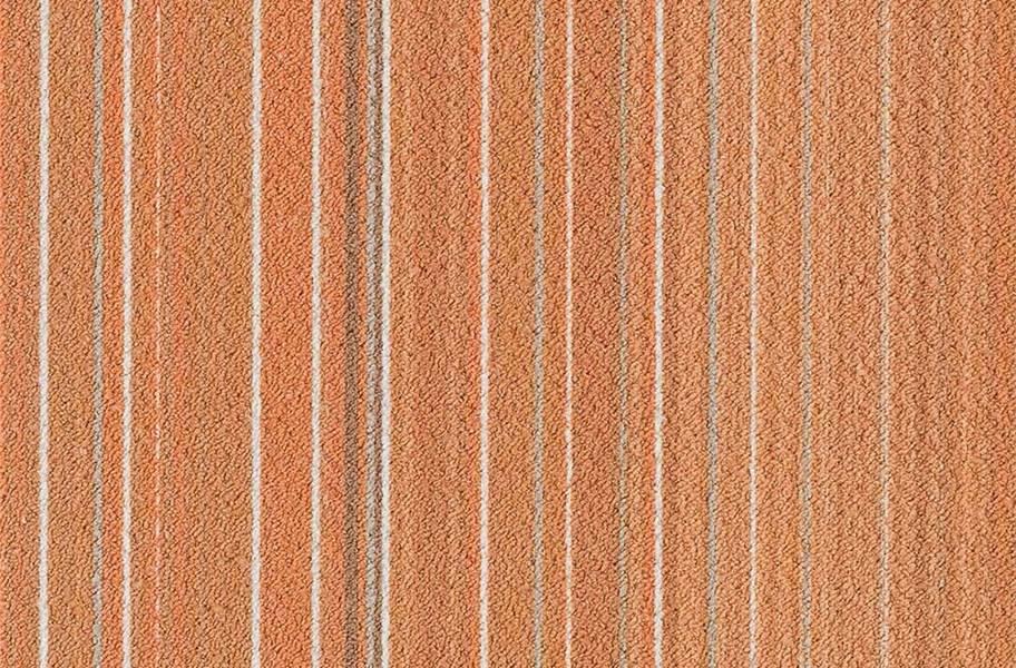 Joy Carpets Parallel Carpet Tile - Perfection