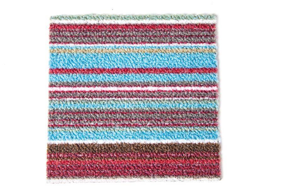 Joy Carpets Parallel Carpet Tile