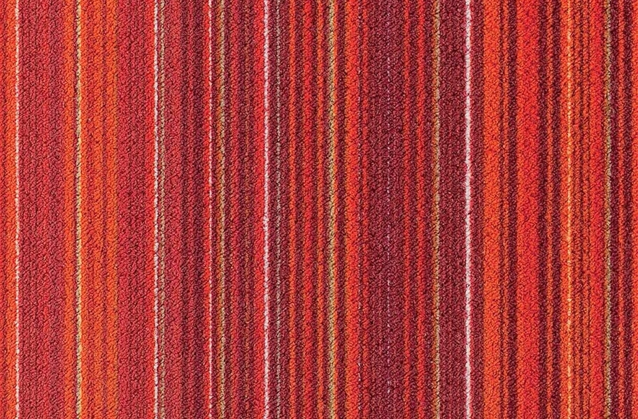 Joy Carpets Parallel Carpet Tile - Non Zero